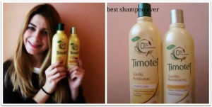 Collage shampoo